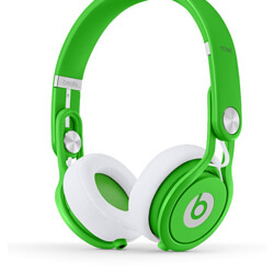Beats by Dr. Dre Mixr Neon Green