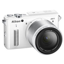 Nikon 1 AW1 Kit 1 AW 11-27.5mm White