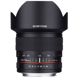 Samyang 10mm f/2.8 ED AS NCS CS AE Nikon