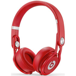Beats by Dr. Dre Mixr Red