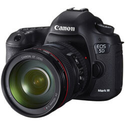 Canon EOS 5D Mark III kit 24-105 f/4.0L IS USM