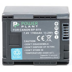 PowerPlant Canon BP-819 Chip DV00DV1245