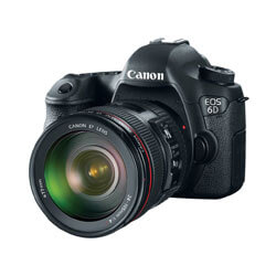 Canon EOS 6D (WG) Kit 24-105 f/4 L IS USM
