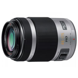 Panasonic 45-175mm F4-5.6 Silver