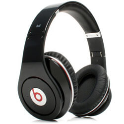 Beats by Dr. Dre Studio Black